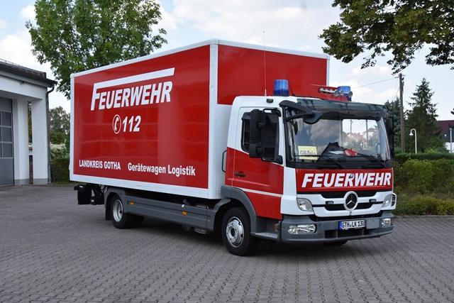Gerätewagen - Logistik