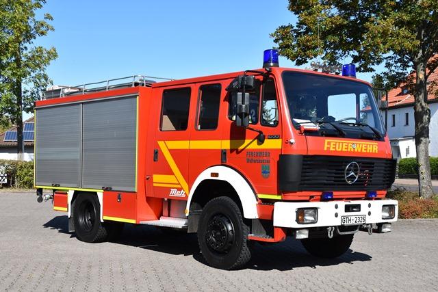 Tanklöschfahrzeug 2